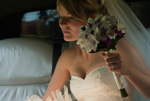 luxury limousines for weddings